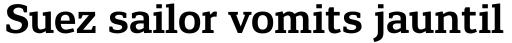 Engel New Serif Semi Bold sample