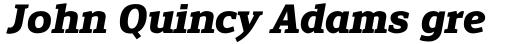 Engel New Serif Bold Italic sample