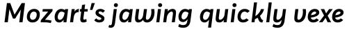 Averta Cyr SemiBold Italic sample