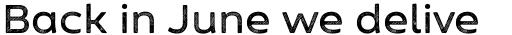 Zing Sans Rust Semibold Base Line Diagonals sample