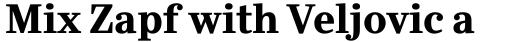 Ysobel eText Bold sample