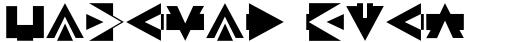 Linotype American Indian Regular sample