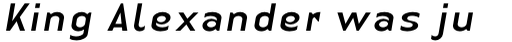 Linotype Authentic Sans Std Italic sample
