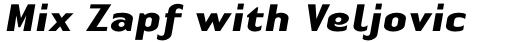 Linotype Authentic Sans Std Bold Italic sample