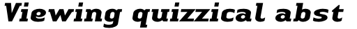 Linotype Authentic Serif Std Bold Italic sample