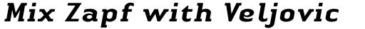 Linotype Authentic Serif Pro Medium Italic sample