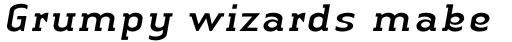 Linotype Authentic Serif Pro Italic sample