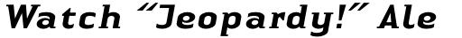 Linotype Authentic Small Serif Pro Medium Italic sample