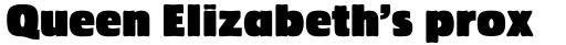 Linotype Bariton Std Regular sample