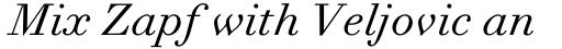 Linotype Didot eText Std Italic sample