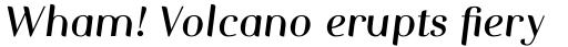 Anno Std 1 Italic sample