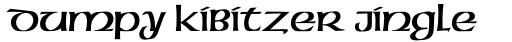 American Uncial Std Regular sample