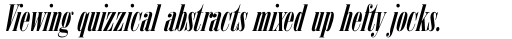 Arsis Pro Italic sample