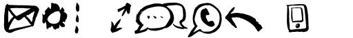 Freehand Icon UI sample