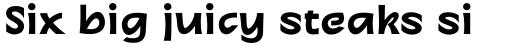 Linotype Charon Std Bold sample