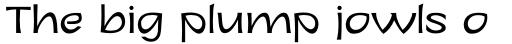 Linotype Charon Pro Regular sample