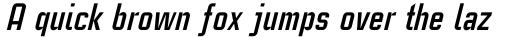 Linotype CaseStudyNo1 Bold Italic sample