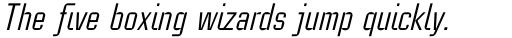 Linotype CaseStudyNo1 Pro Italic sample