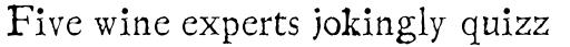 Linotype Compendio Std Regular sample