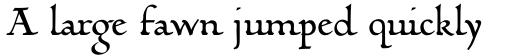 Linotype Humanistika Pro Regular sample
