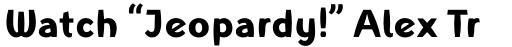Linotype Inagur Pro Bold sample