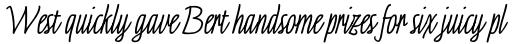 Linotype Finerliner Std Macro sample
