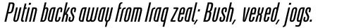 Linotype Freytag Std Light Italic sample