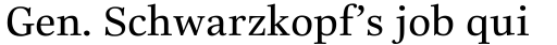 Linotype Really Com Medium sample