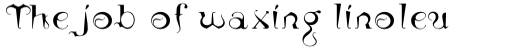 Linotype Sicula Pro Regular sample