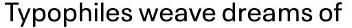 Neue Plak Text Regular sample