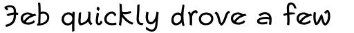Escript Std Regular sample