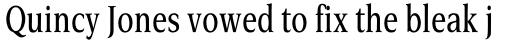 Esperanto Condensed sample