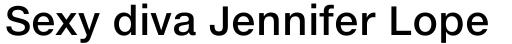 Neue Helvetica eText Std 65 Medium sample