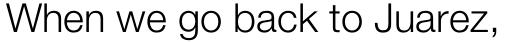 Neue Helvetica Std 45 Light sample