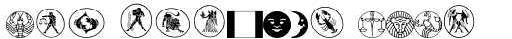 Astrology 3 sample
