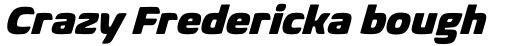 Biome Std Basic Black Italic sample