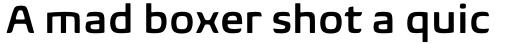 Biome Std Basic Semi Bold sample