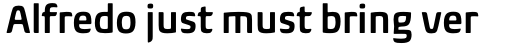 Biome Pro Narrow Semi Bold sample