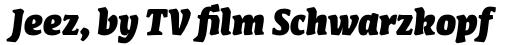 FF Amman Serif Arabic Extra Bold Italic sample