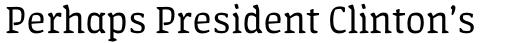 FF Amman Serif Arabic Regular sample