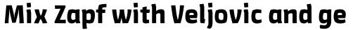 FF Amman Sans Arabic Bold sample