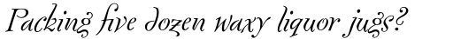FF Fontesque Std Regular Italic sample