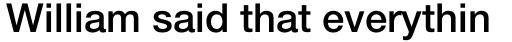 Neue Helvetica Pro 65 Medium sample