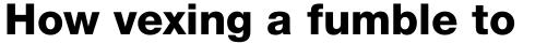 Neue Helvetica Pro 85 Heavy sample