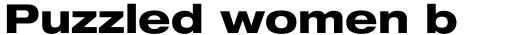 Neue Helvetica Pro 83 Extended Heavy sample