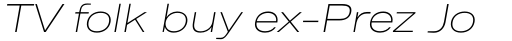 Body Text Large Light Italic sample