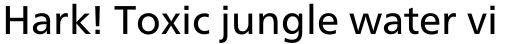 Neue Frutiger Arabic Regular sample