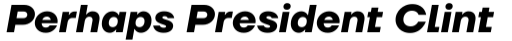 TT Firs Neue Bold Italic sample