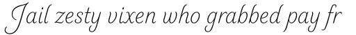 Elicit Script Light Casual sample