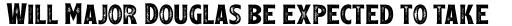 Leftfield Serif Rough Bold sample